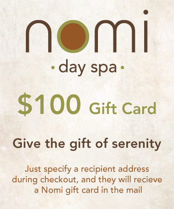 Nomi Gift Card $100