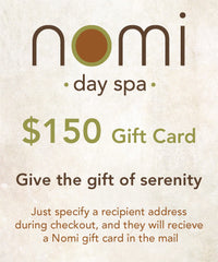 Nomi Gift Card $150