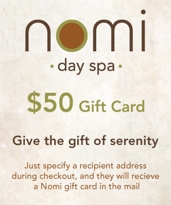 Nomi Gift Card $50