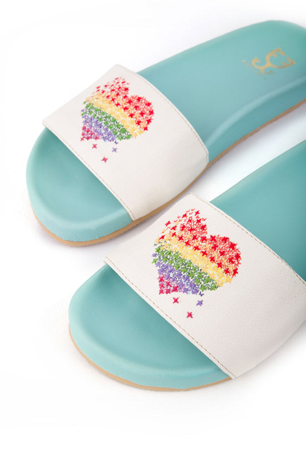 Pride Parade Sliders - Limited Edition