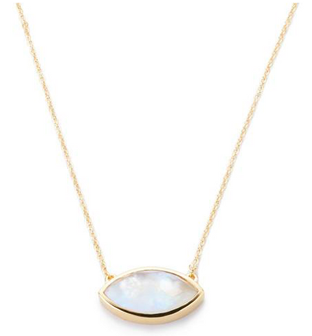 Pearl Quartz Necklace