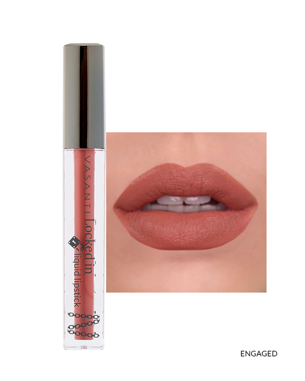 Locked In Liquid Lipstick
