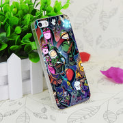 C2549 Adventure Time Enjoy Transparent Hard Thin Case Skin Cover For Apple IPhone 4 4S 4G 5 5G 5S SE 5C 6 6S Plus