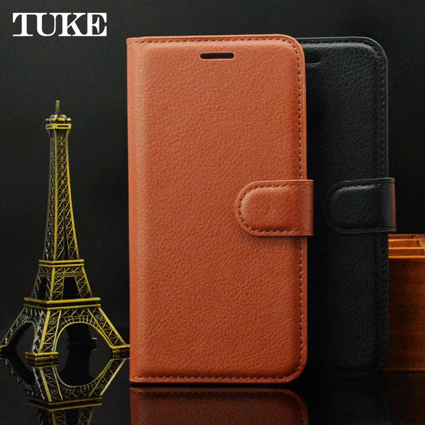 Case For Alcatel 5026D Flip Luxury PU Leather Phone Case For Alcatel 3C 5026D 5026 5026A Alcatel 3 C Case Back Cover