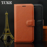 Flip Case For Alcatel 3V 5099D Luxury PU Leather Phone Case For Alcatel 3V 5099D 5099 5099A 3 V Case Protective Back Cover