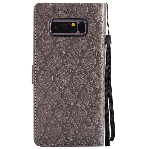 For Samsung Galaxy Note 8 Case Samsung Note 8 Case Flip Luxury PU Leather Phone Case For Samsung Galaxy Note 8 Note8 Case Cover