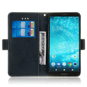 For Sony Xperia XZ2 Phone Etui On For Fundas Sony XZ2 Mini Compact H8314 Luxury Vintage Flip Wallet Leather Stand Cover Coque