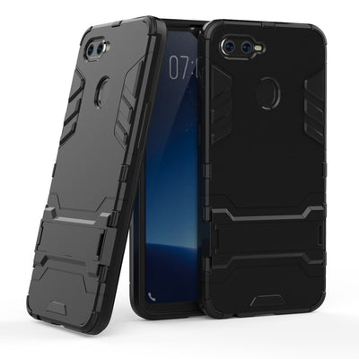 Heavy Duty Armor Case Back Cover For Oppo A33, A35,A37 2 In 1 Hard PC & Soft TPU Case For Oppo Neo 7/Neo 9/F1