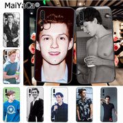 Maiyaca Tom Holland Luxury TPU Rubber Phone Case Cover For Huawei Honor 9 Honor 10 P20 Case Coque