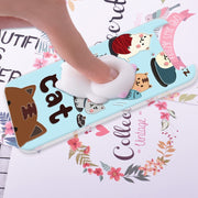 ShuiCaoRen Silicone Cases For OPPO N1 Mini Case N5117 3D Squishy Finger Pinch Cat Skin For OPPO N1 Mini Cover