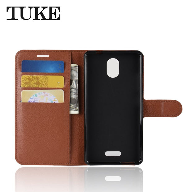 ViewGo Case Flip Luxury Wallet PU Leather Phone Case For Wiko View Go ViewGo Case Protective Back Cover