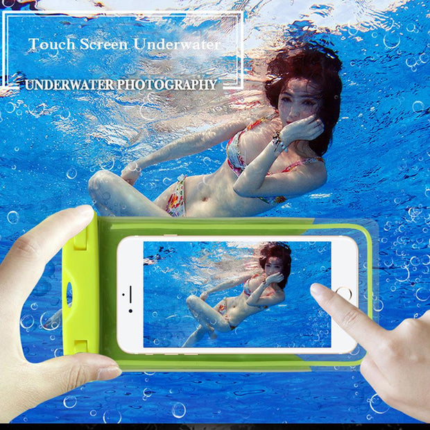 Waterproof Case For Asus Zenfone Max Pro M1 Sony Xperia XZ2 Compact Oneplus 6 Oppo F7 Vivo V9 V7+ Y53 Y71 Smart Cover Phone Case