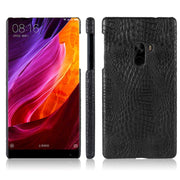 Xiaomi Mi Mix Case Crocodile Grain PU+PC Skin Back Cover Hard Phone Case For Xiaomi Mi Mix Hard Cover Protector