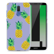 Summer Pink Pineapple Pattern Transparent Phone Cover Fundas Coque For Huawei Mate 10 Lite 9 Mate 20 Lite P10 P20 Lite