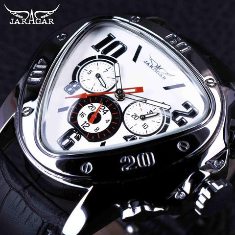 Jaragar Sport Mechanical - Diamond Wrist