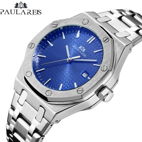 Paulareis Automatic Self Wind Mechanical - Diamond Wrist