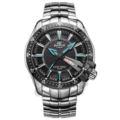 Casio Business Luxury Quartz - Diamond Wrist