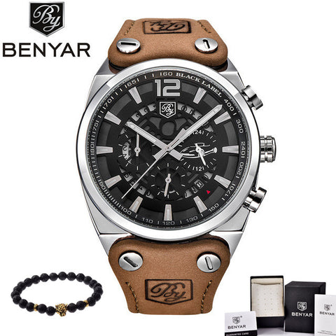 Benyar Luxury Quartz - Diamond Wrist