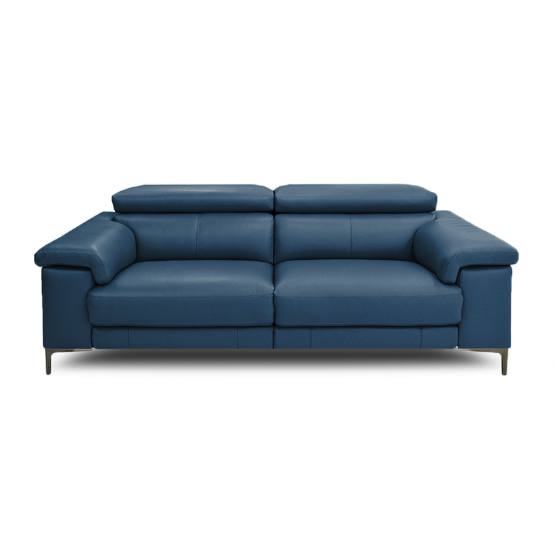 Picture of Carrs Reclining Leather Sofa