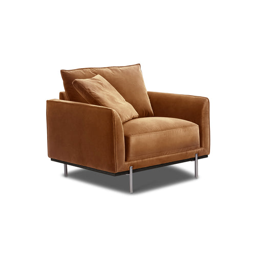 Mach Leather Arm Chair