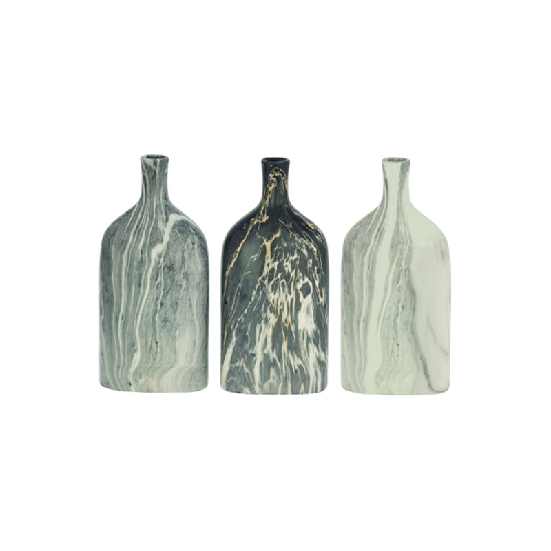 Picture of Marbled Ceramic Wide Bottles