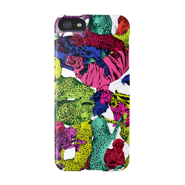 """Rainbow Galore"" case by Mina Milk iPhone 5/5S"
