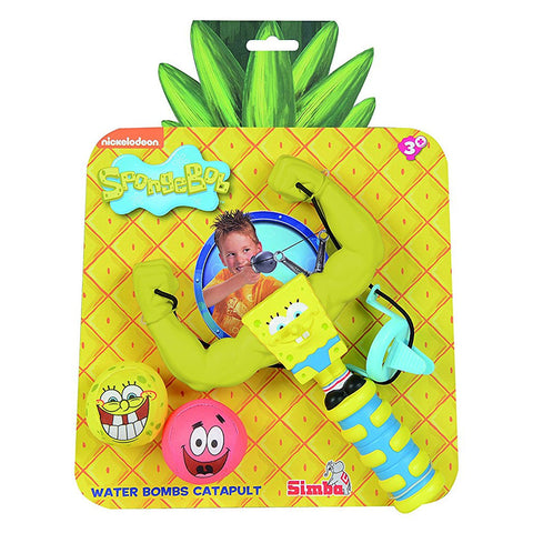 Simba Spongebob Squarepants Water Bombs Catapult