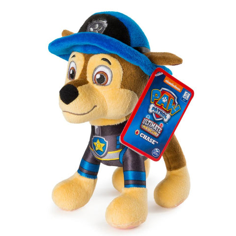 Ultimate Rescue 8'' Pup Pal Chase Soft Plush Toy