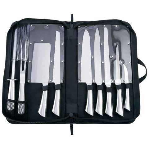 Picture of Slitzer 10pc Professional Surgical Stainless Steel Cutlery Set
