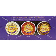 C.C. Pollen Honey Gift Pack - Assorted Flavors - Pack of 3 - 6 oz