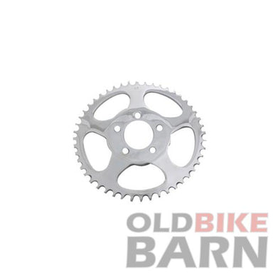 00-up Rear Sprocket Chrome 48 Tooth