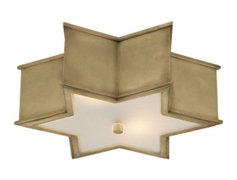 Cappella Star Ceiling Mount