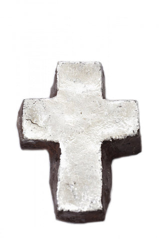 Silver Leaf Texas Clay Cross