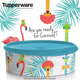 Tupperware Man UK - One Touch Canister Carnival 2.4L