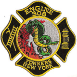 Yonkers, NY Engine 308 Patch
