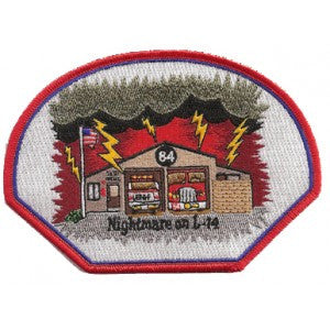 LA County Station 84 Nightmare Patch