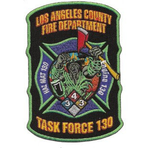 LA County Station 130 Patch