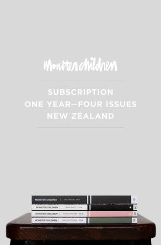 1 Year Subscription To New Zealand