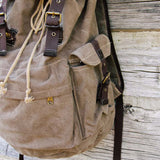 Dakota Rugged Backpack: Alternate View #2