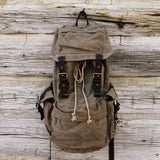 Dakota Rugged Backpack: Alternate View #1