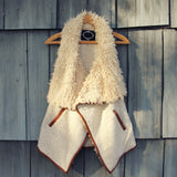 Arctic Sherpa Vest: Alternate View #2