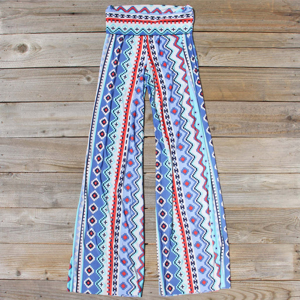Desert Stroll Palazzo Pants: Featured Product Image
