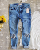 Spool + Free People Distressed Jeans: Alternate View #2