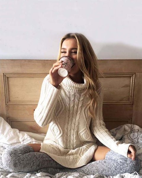 Sleepy Saturday Sweater: Featured Product Image