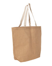 Load image into Gallery viewer, JB6030 - Jute Large Market Bag