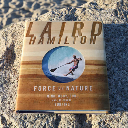 Force of Nature Paper Back - All Copies Are Signed By Laird