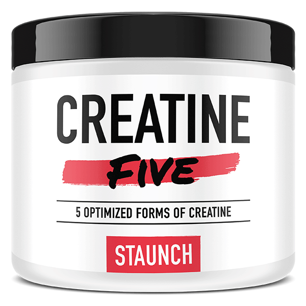 Staunch Nation Creatine Five - Unflavored