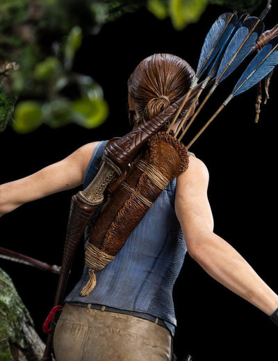 Shadow Of The Tomb Raider: Lara Croft 1/4 Scale Statue by WETA