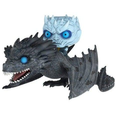 FUNKO Pop! Ridez The Night King On Dragon Viserion Game Of Thrones
