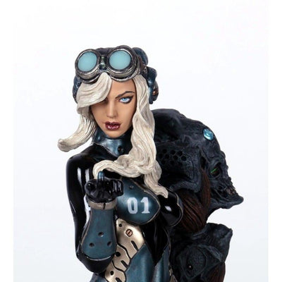 Fantasy Figure Gallery SPACE HOST GIRL KEIRA 1/6 Scale Statue Erick Sosa